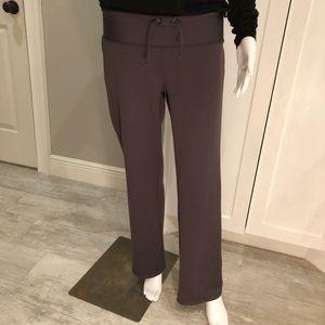 COLUMBIA WOMEN drawstring light fleece pants XS